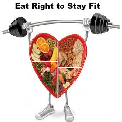 Eat right, the secrets to a healthier life