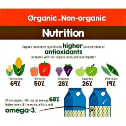 Organic Food Health – The Nutrition in Organic Foods