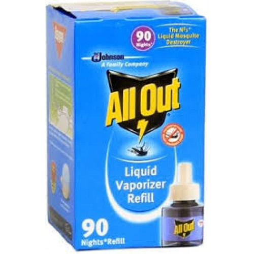 All Out Liquid Vaporizer Refill (90 nights)